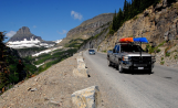 Park Service to Open Iconic Sun Road On Glacier's West Side